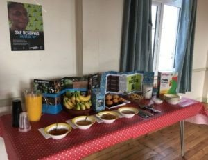 2019 – Fairtrade Big Breakfast – Saturday 2 March 2019