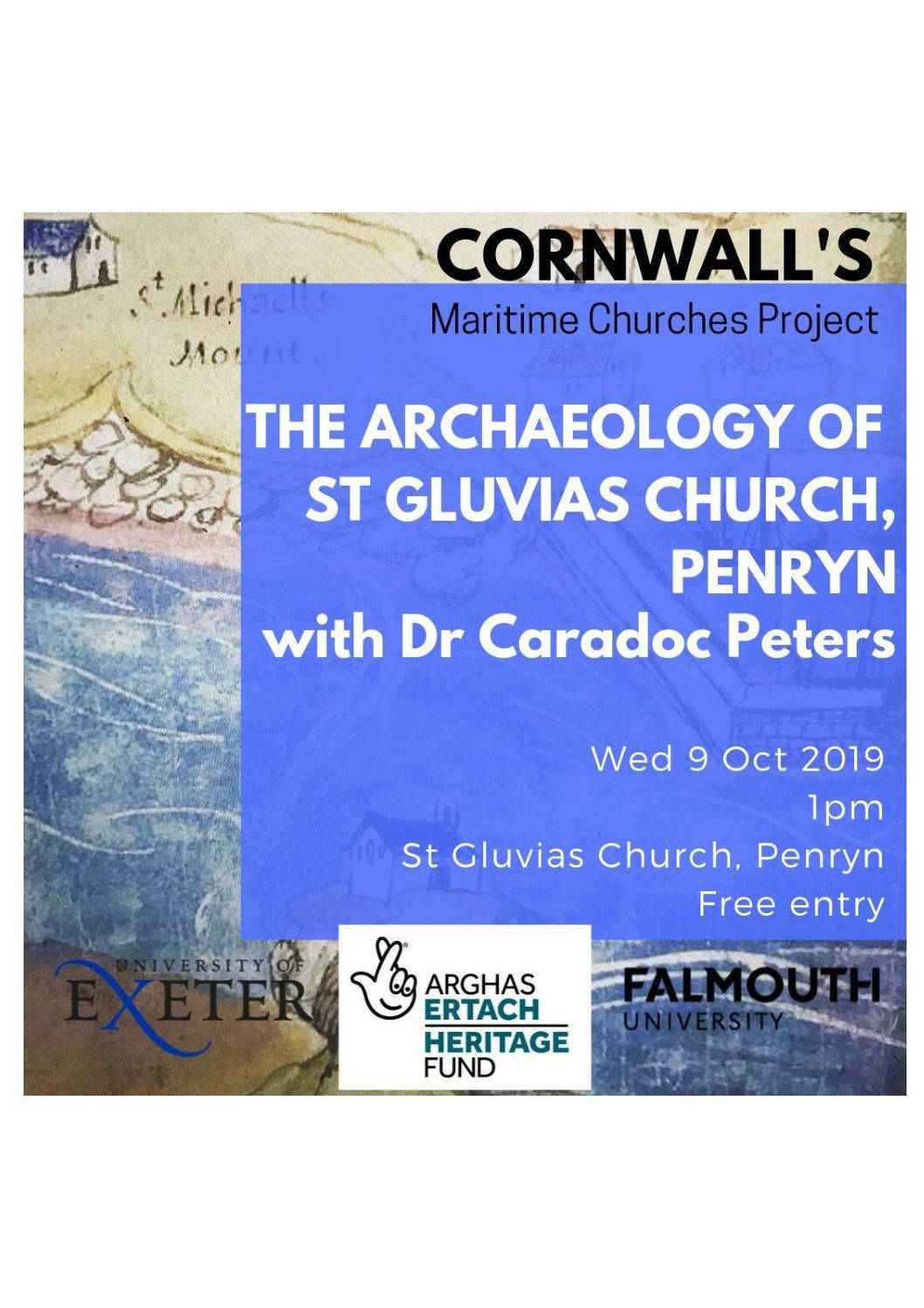 Cornwall's Maritime Churches Project